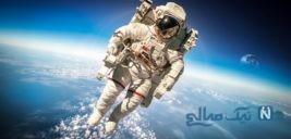 عکس جالب فضانوردان در یک قطره آب