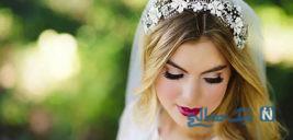 روش عجیب عروس خانم برای غافلگیری آقا داماد در روز عروسی