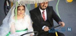 ماشین عروس متفاوت در سلمانیه عراق خبرساز شد!