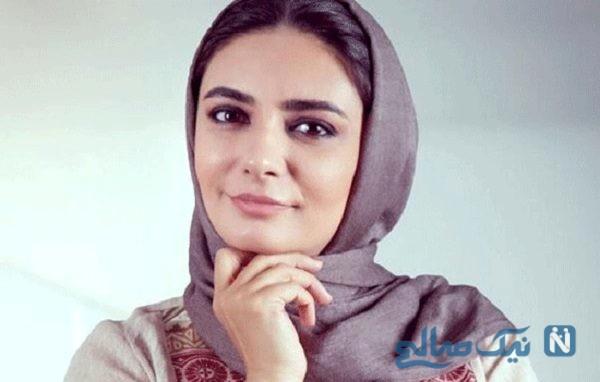 مدلینگ لیندا کیانی بازیگر ایرانی و عکس های جدید او