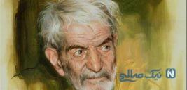 مراسم تشییع استاد شهریار شاعر معروف آذری
