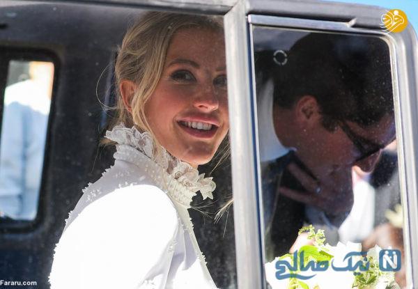 مراسم جشن عروسی