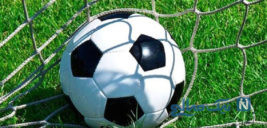 مرگ داور فوتبال هنگام مسابقه فوتبال