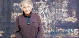 زمان تشییع مسعود عربشاهی نقاش