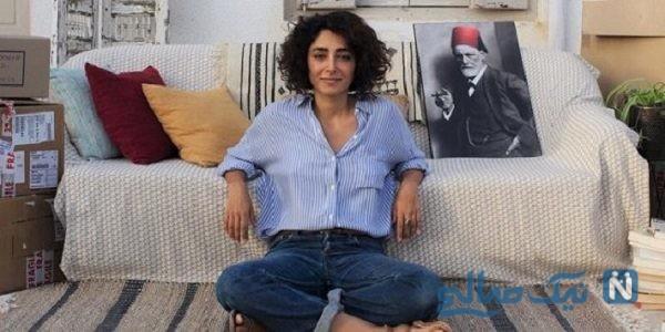 مصاحبه جدید با گلشیفته فراهانی