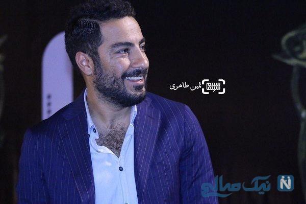 پست نوید محمدزاده درباره خوشبختی و دریافت جایزه اش