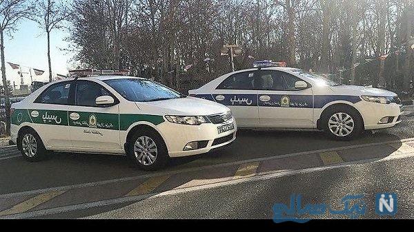 اقدام تحسین برانگیز پلیس محلات خبرساز شد!