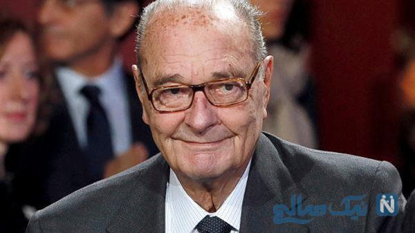 ژاک شیراک رییس جمهور سابق فرانسه درگذشت