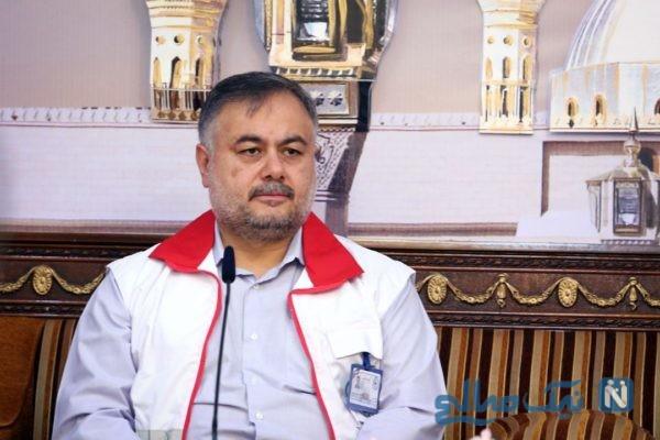 کشته شدن یک زائر ایرانی