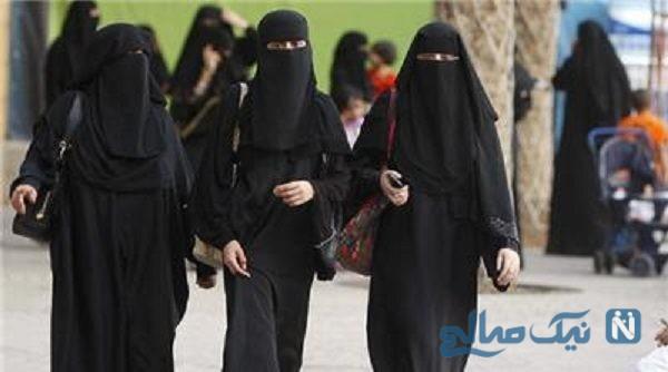کشف حجاب زنان در عربستان جنجالی شد!