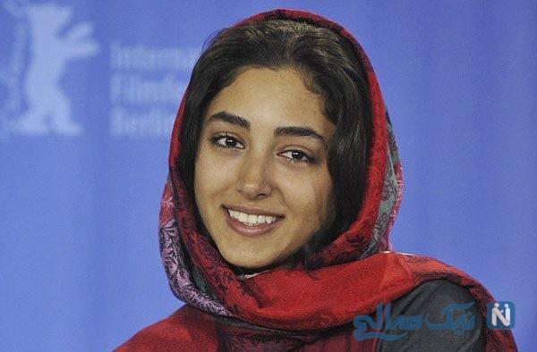 گلشیفته فراهانی در جشنواره ونیز و حمایت او از آمازون