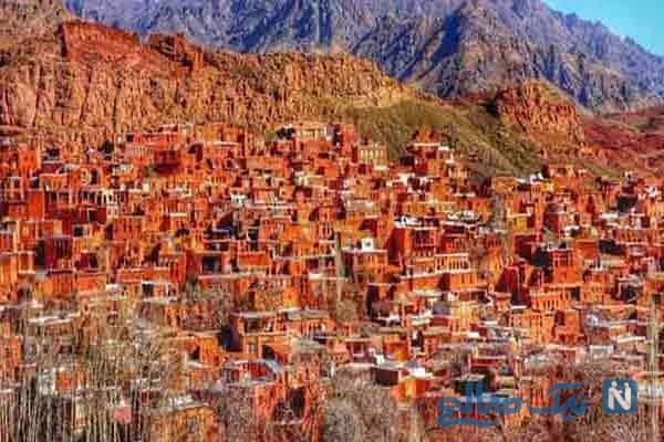 روستای ابیانه نطنز