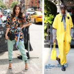 عجیب غریب ترین مدها در هفته فشن نیویورک