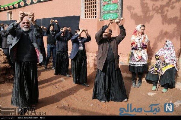 ورود به روستای ابیانه نطنز در تاسوعا و عاشورا ممنوع شد!