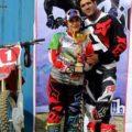 جشن عروسی متفاوت اولین بانوی موتورسوار ایرانی