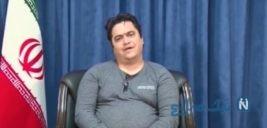 اولین اظهارات و مصاحبه روح الله زم پس از بازداشت