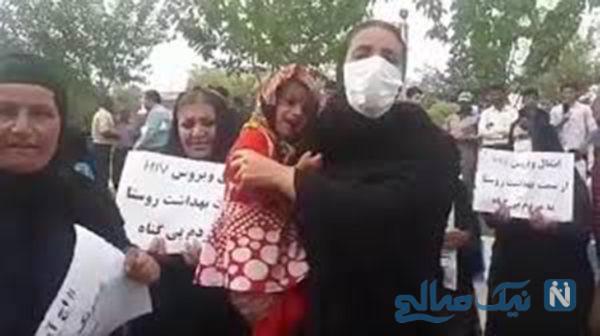 رد پای ضد انقلاب مشهور در ماجرای اعتراض مردم لردگان