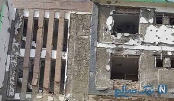 انفجار در دانشگاه ارومیه