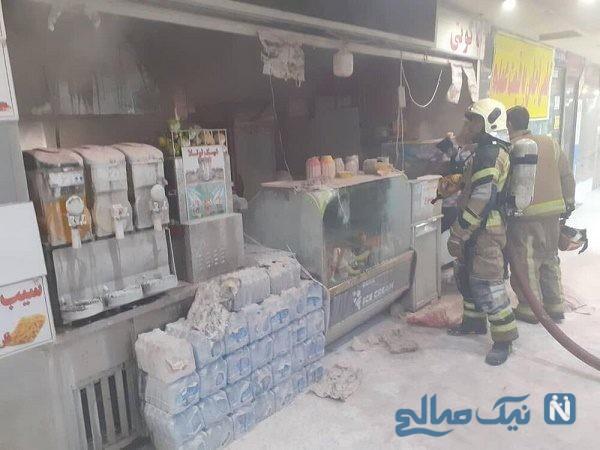 انفجار شدید در تهران