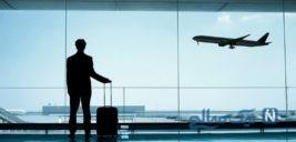 اقدام عجیب یک مسافر پس از جاماندن از پرواز هواپیما !