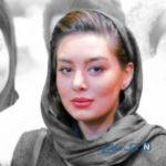 تیپ عجیب بازیگر زن ایرانی در مراسم اکران فیلم درخونگاه