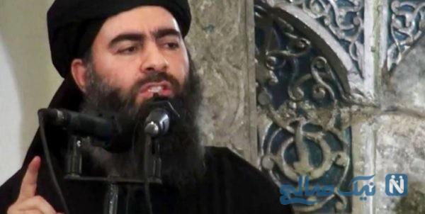 جسد ابوبکر البغدادی