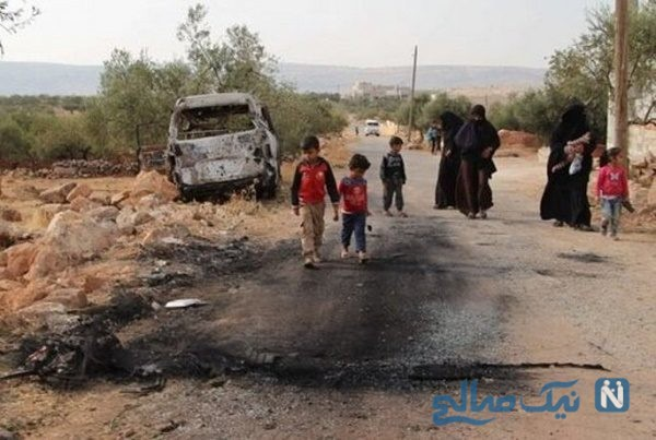 جسد ابوبکر بغدادی