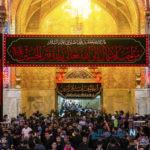 حال و هوای حرم امام حسین (ع) در آستانه اربعین حسینی