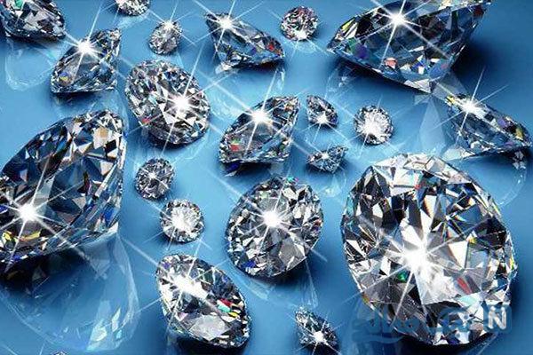 حلقه الماس نشان با ۷۷۷۷ نگین در رکورد گینس ثبت شد + تصاویر