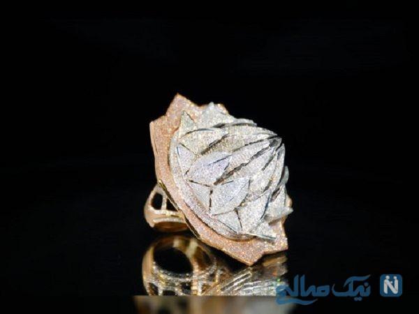 حلقه الماس نشان