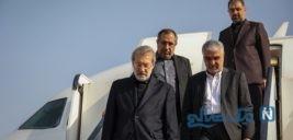 هزینه نجومی سفر لاریجانی به بلگراد