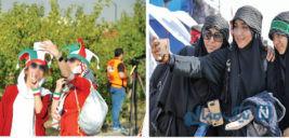 دختر تماشاگر که کیهان عکسش را چاپ کرد: قربانی نیستم