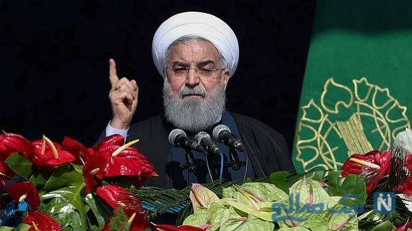 درخواست رفراندوم توسط حسن روحانی