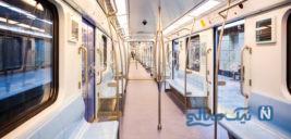 پاره کردن گردنبند زن باردار حین درگیری در قطار بر سر صندلی
