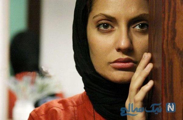 بازگشت مهناز افشار به ایران