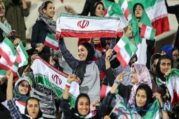 وعده بعدی حضور بانوان در استادیوم آزادی, فروردین ۹۹