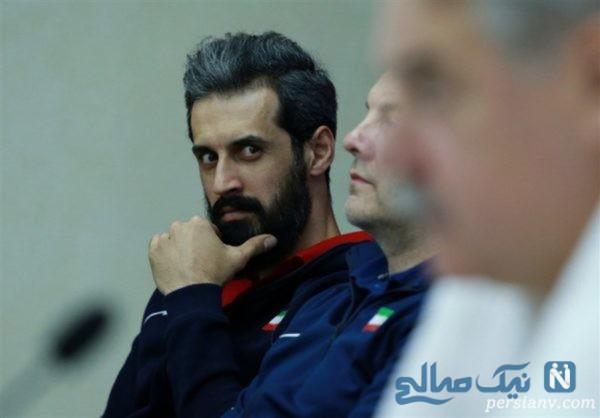 عدم بازگشت سعید معروف به ایران