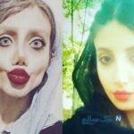 سحر تبر ، یکی از شاخ های اینستاگرام بازداشت شد