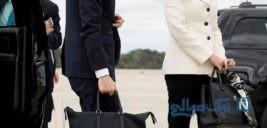 سوتی ایوانکا ترامپ در انتخاب کیف دستی سوژه عکاسان شد