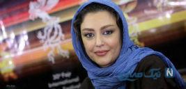 شقایق فراهانی و مسعود فراستی در پیاده روی اربعین حسینی