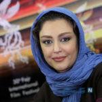 حجاب جالب شقایق فراهانی در کربلا
