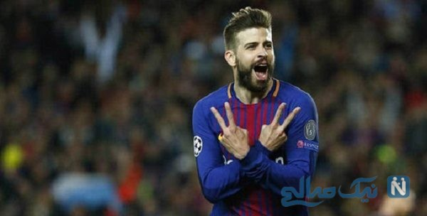 جرارد پیکه بارسلونا