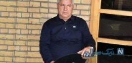 علی پروین عزاداری اربعین را با آبگوشت سپری کرد