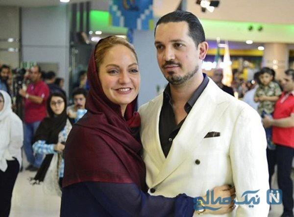 طلاق مهناز افشار از همسرش یاسین رامین