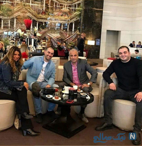 شهاب حسینی در ترکیه