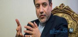 عباس عراقچی در مسیر کربلای معلی