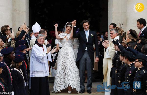 مراسم جشن ازدواج وارث پادشاهی ناپلئون بناپارت