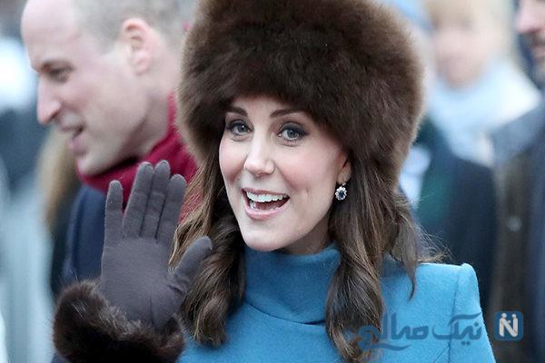 شلوار عروس ملکه بریتانیا در سفر به پاکستان سوژه عکاسان شد