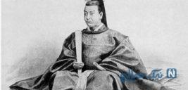 علامت میتی کومان واقعی در ژاپن در موزه ملی آنها