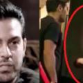 تهدید عماد طالب زاده خواننده توسط دختر آشوبگر در برابر رستورانش